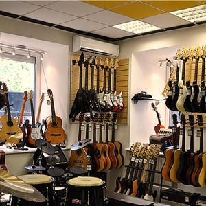 Музыкальные магазины Доброго
