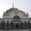 Железнодорожные вокзалы в Добром
