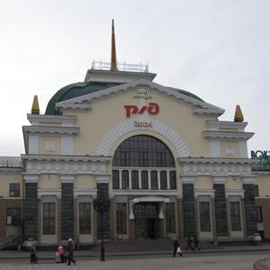 Железнодорожные вокзалы Доброго